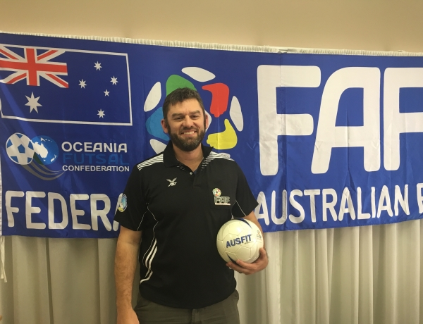 FAF NATIONAL TECHNICAL DIRECTOR