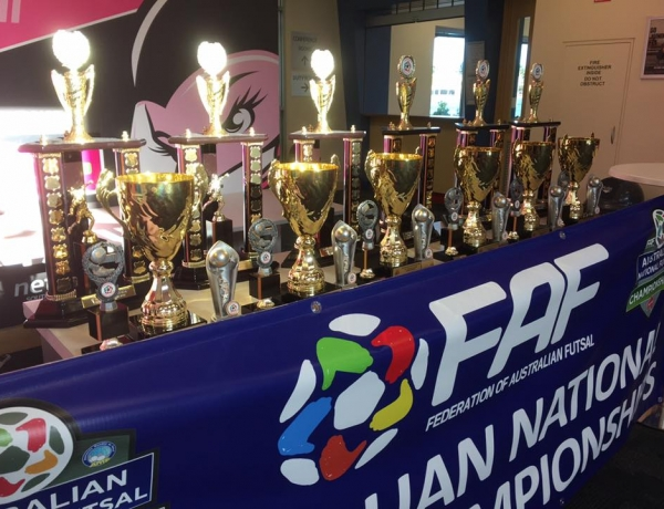 2017 FAF NATIONAL FUTSAL CHAMPIONSHIPS REPORT