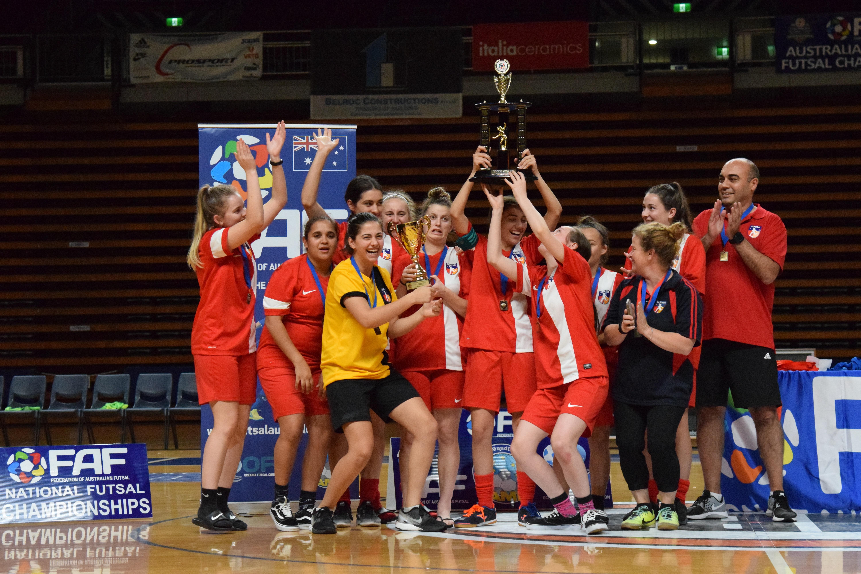 Women's Champions 1