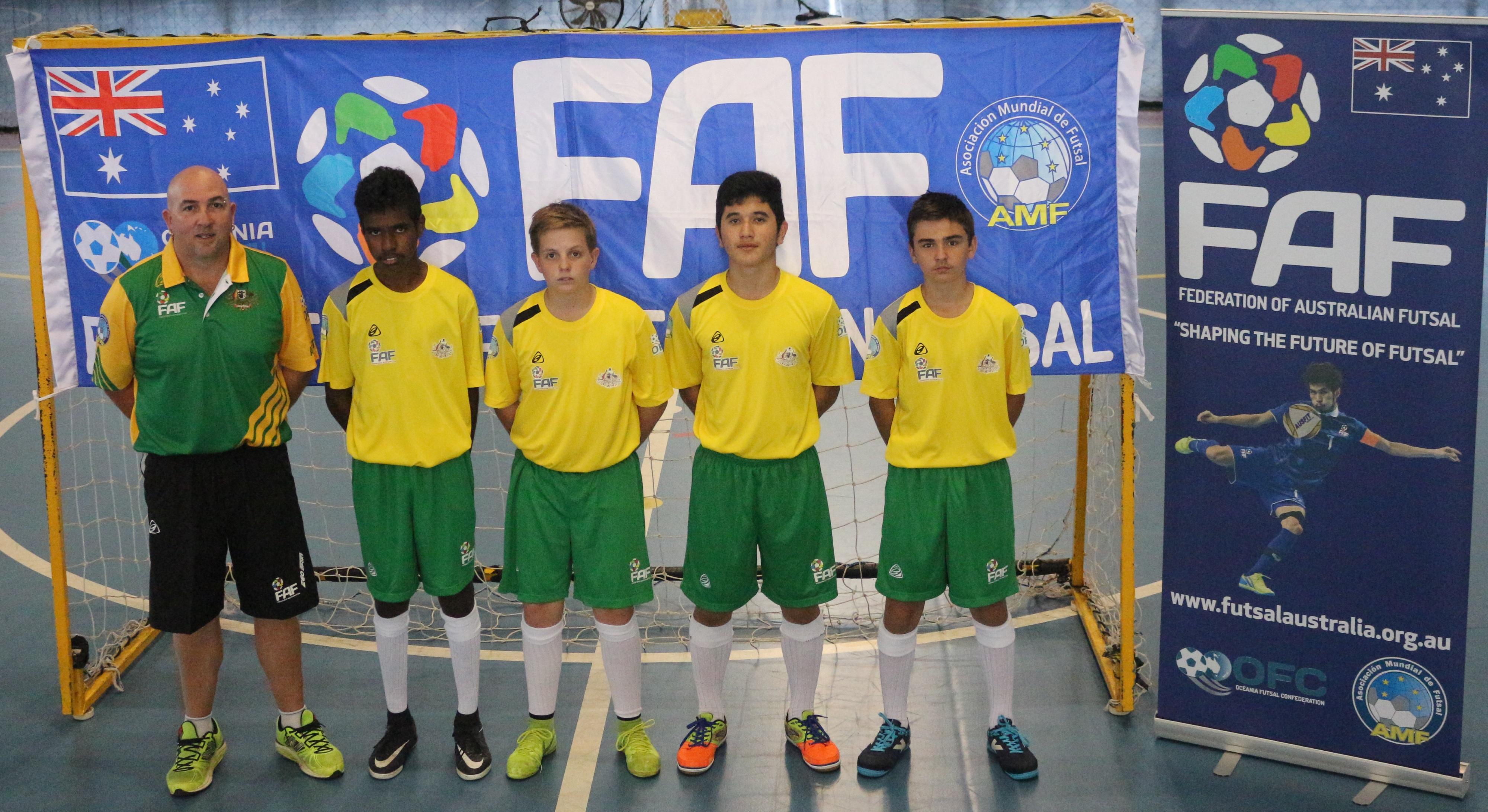 c9c2be784 FAF NATIONAL TEAM UNIFORM PARTNERSHIP – Futsal